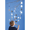 Sparkly Decorative Mirrored Mobile Collection  small
