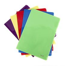 Cut Flush Folders  medium