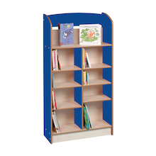 Single Sided Bookcase Height 1500mm  medium
