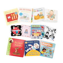 Nursery Books 12pk  medium