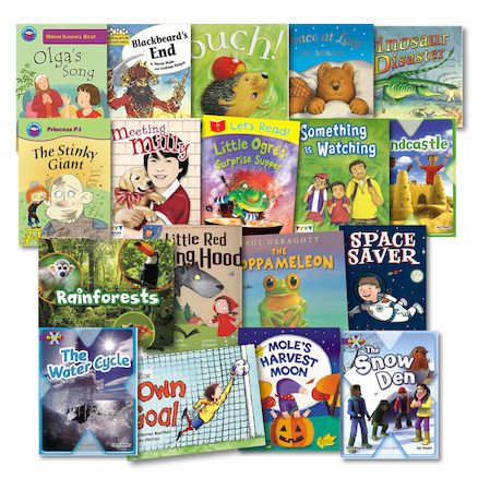 Purple Band Reading Book Pack  large