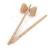 Hand Made Wooden Diabolo  small