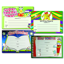 Literacy Certificates  medium