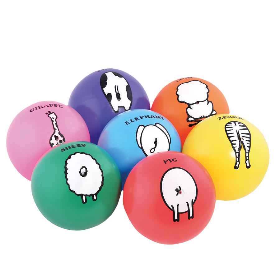 Buy Animal Balls 7pk Tts