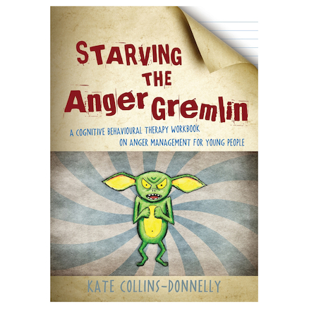 Starving the Anger Gremlin Workbook  large