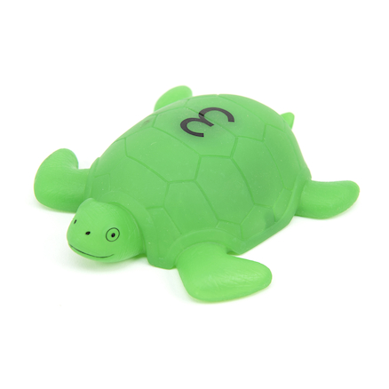 Waterproof Recordable Talking Number Turtles 10pk  large
