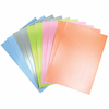 A4 Pearlescent Card Assorted 230micron 50pk  small