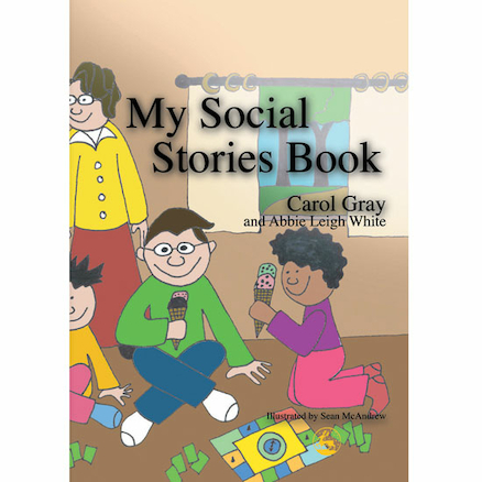 My Social Stories Book  large