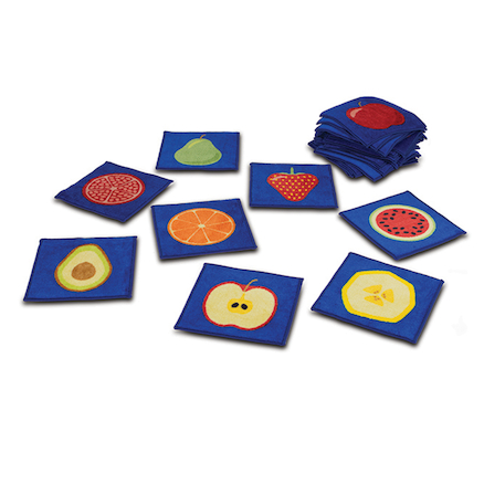 Fruit Mini Placement Mats 32pk  large