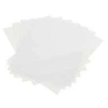 Glass Painting Acetate Sheets A4 8pk  medium