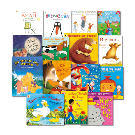 Toddler Book Collection 15pk  large