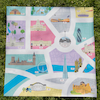 City of London PVC Outdoor Story Mat  small