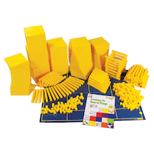 Large Plastic Base Ten Bulk Set 755pc  medium