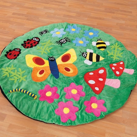 Back to Nature Snuggle Floor Mat  large