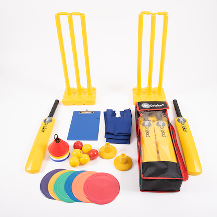 Playground Cricket Teaching Pack  large