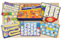 Reading Comprehension Board Games Level 2  medium
