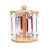 Multisensory Wooden Mirror Chime Carousel  small