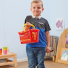 Role Play Shopping Basket Collection  small