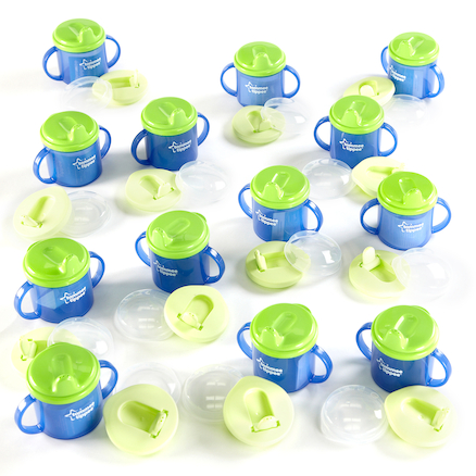 Tommee Tippee 3 in 1 Nursery Cups 12pk  large