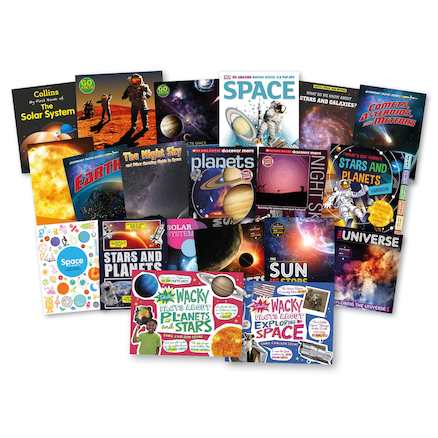 KS2 Solar System Books 20pk  large
