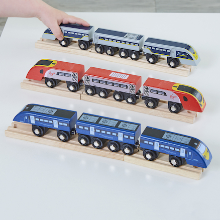 High Speed Trains Pack  large