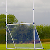 Combined Mini Football\/ Rugby Posts with Carry Bag  small