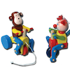 Wooden Push And Pull Toys 2pk  small