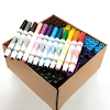 Crayola Mini Kids First Assorted Markers 144pk  small