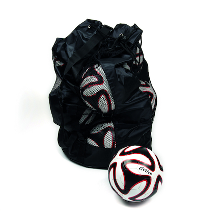 Bag of 10 Footballs Size 4  large