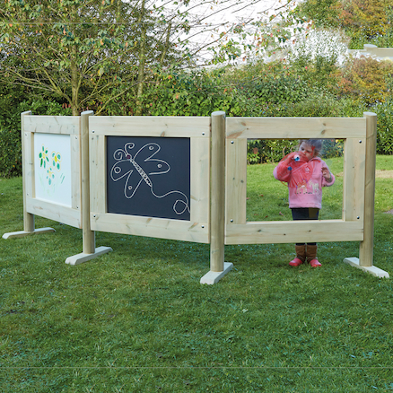 Outdoor Art Easel  large