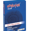 Evolution VALUE 75% Recycled Copier Paper 80gsm  small