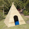 Terrific Teepee Mat  small