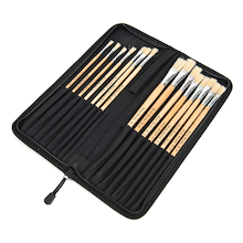 Paint Brush Case  medium