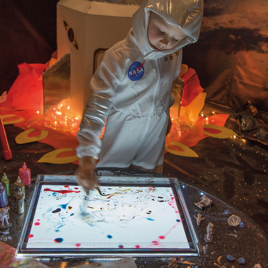 Messy Playroom: Buy Light Panel Messy Play Protective Cover 4pk