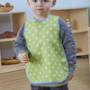 Dotty Polyester Long Bibs 5pk  small