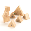 Sound Prisms Sensory Wooden Sound Blocks  small