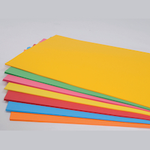 Brightly Coloured Mounting Paper 160gsm 100pk  medium