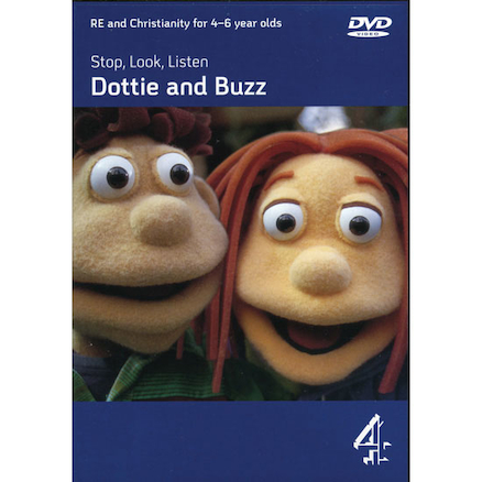 Dottie and Buzz Christianity DVD  large