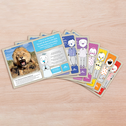 Mirror Me Activity Cards  large