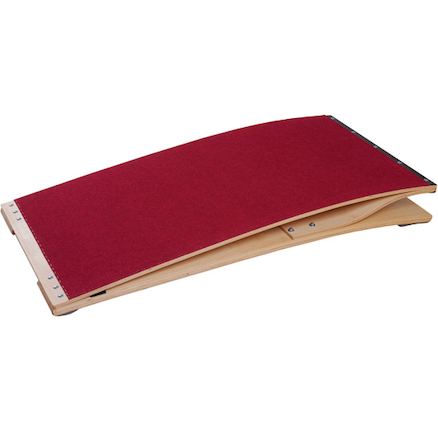 Gymnastics Carpet Covered Springboard L120cm  large