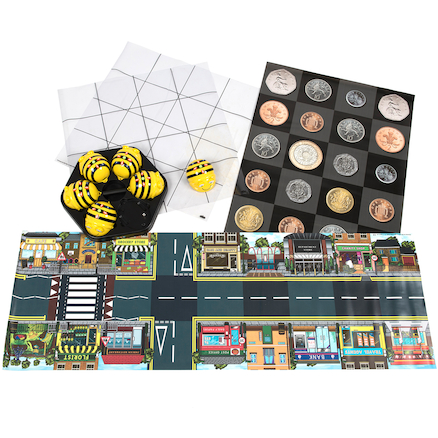 Bee\-Bot Floor Robot Classroom Set  large