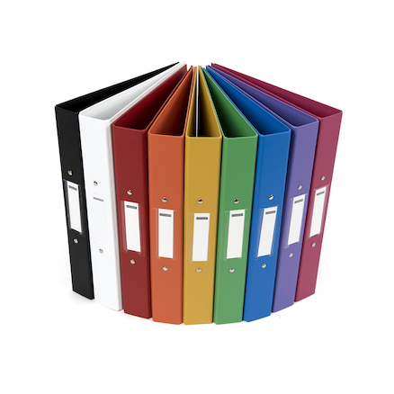 A4 Poly Prop Ring Binders 10pk  large