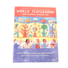 Playground Multicultural Activity Book and CD  small