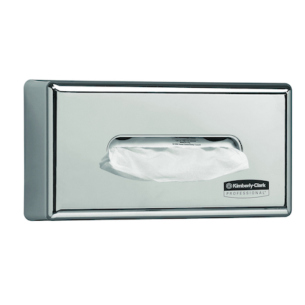 Wall Mounted Tissue Dispenser Each  large