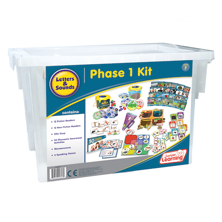 Budget Phonics Kit  Phase 1  large