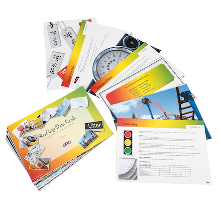 Maths Real Life Scenario Activity Cards  large