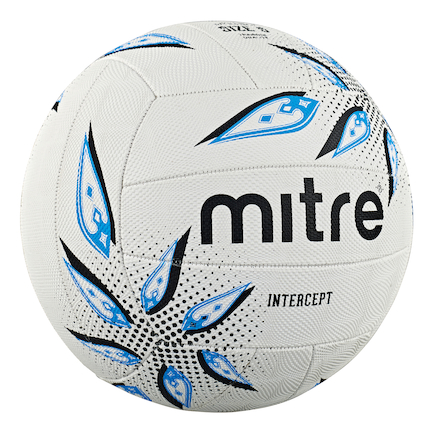 Mitre Intercept Training Netball  large
