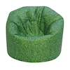 Grass Printed Childrens Bean Bag  small