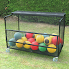 Lockable Mobile Wire Storage Trolley  small