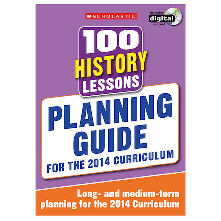 100 History Lessons Teachers Planning Guide  large
